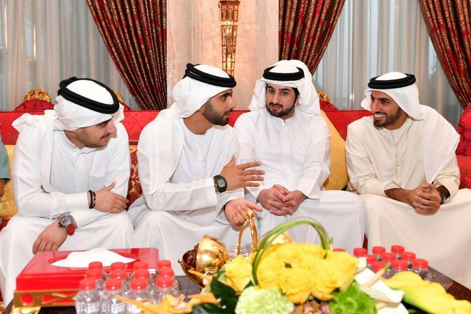 In pictures: Sheikh Mohammed exchanges Ramadan greetings with RAK ruler