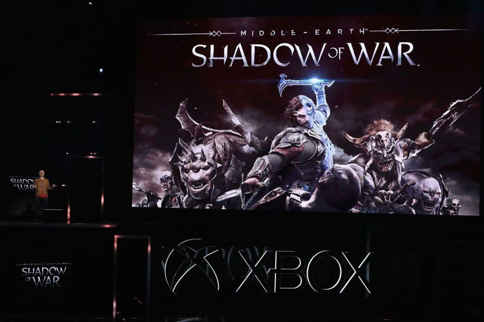 In pictures: Microsoft reveals its most powerful video-game console 'Xbox One X' at E3