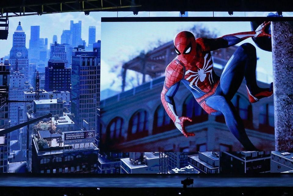 In pictures: Sony biggest new PS4 games ahead of E3