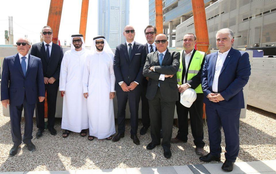 Work starts on marina in $272m Dubai waterfront project