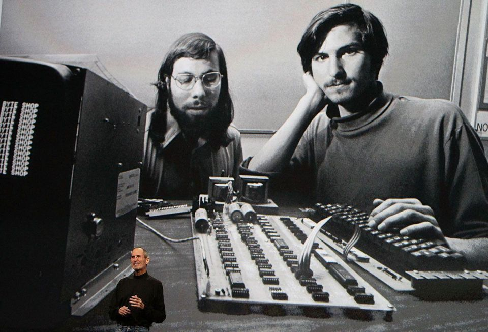 Brandline: Apple through the ages