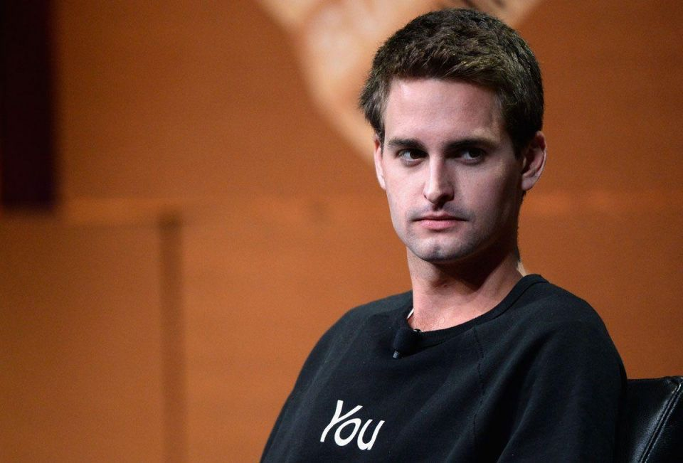 Snap to the future: The rise of Evan Spiegel