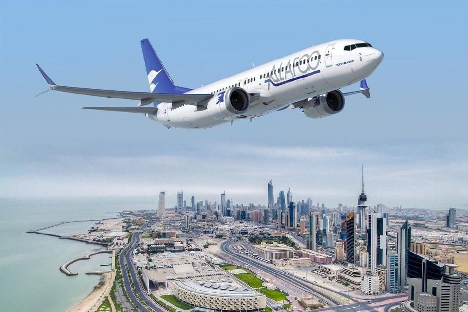 Kuwait's ALAFCO inks $2.2bn deal for Boeing planes