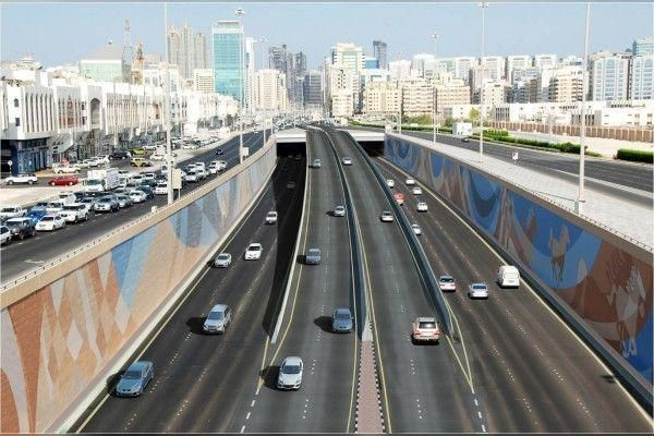 Abu Dhabi says to upgrade Middle East's longest tunnel