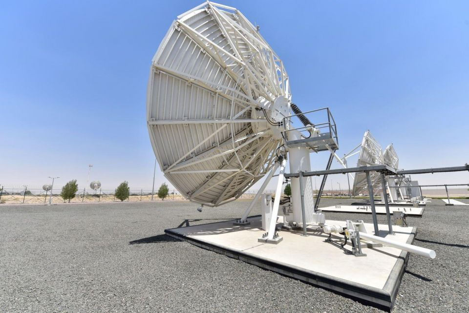 Dubai's du builds new teleport to cope with TV services demand