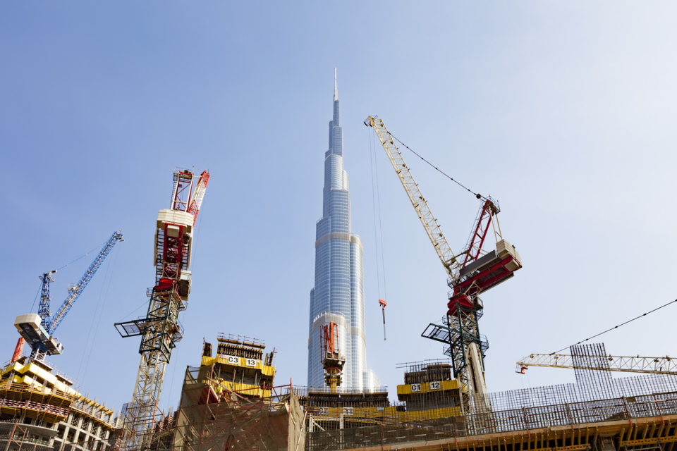 Why we need not fear the cranes in Dubai