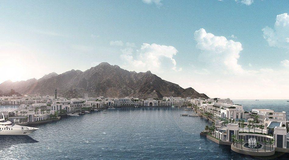 Dubai's Damac picked to develop $1bn Oman waterfront project