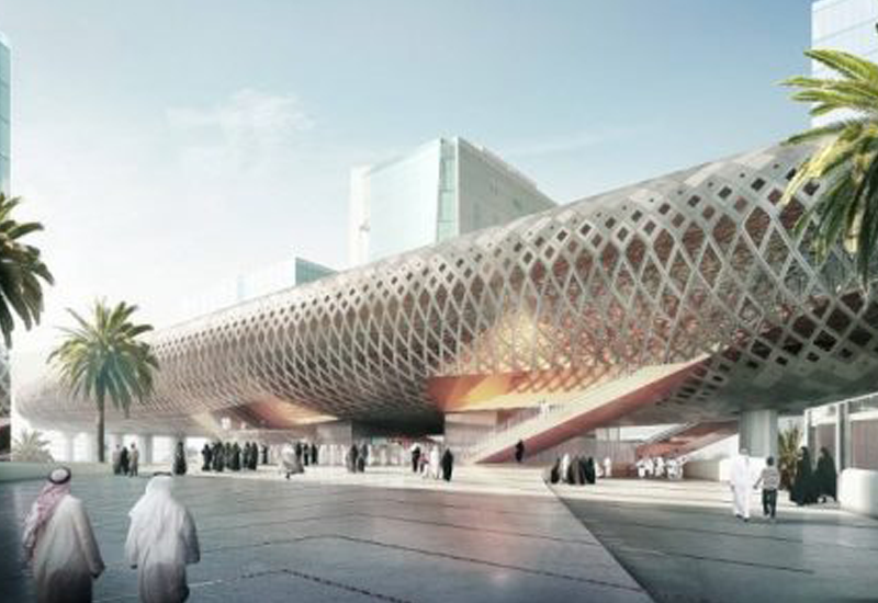 KSA's rail system in Makkah looks to be moving along