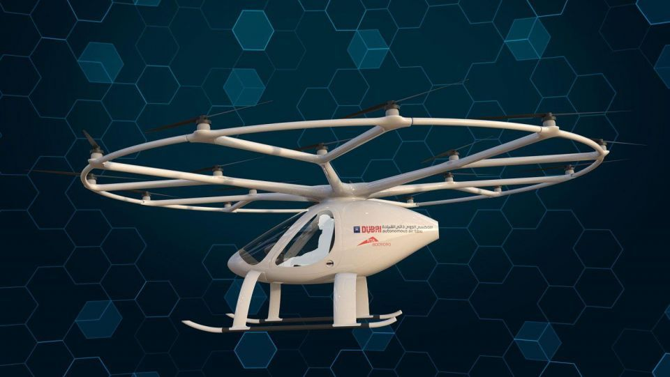 Developers hold key to success of flying taxis in Dubai: RTA