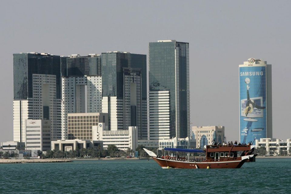 Qatar outlook lowered to negative by Moody's amid diplomatic row
