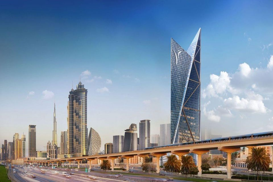 Dubai Investments to build 'iconic' $272m tower on Sheikh Zayed Road