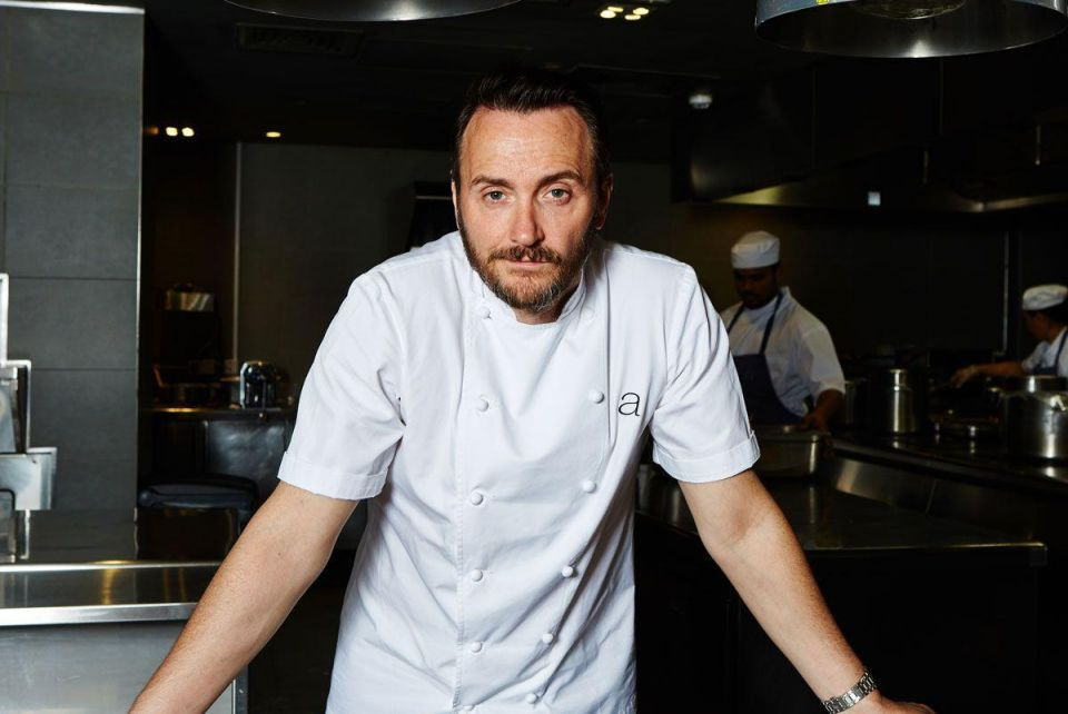 Harder to grow 'iconic' restaurant in Dubai than in London, says Atherton