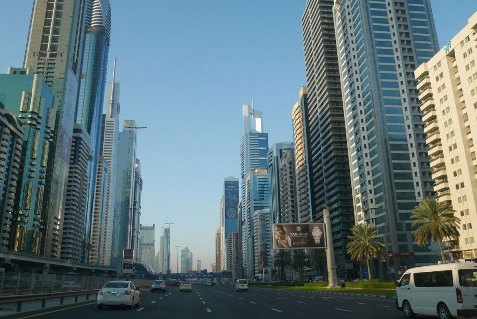 20km/h buffer on speed limits valid in Dubai, say police