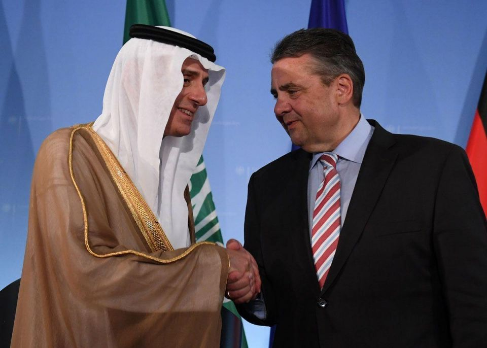 Germany sees Saudi-led bloc rejecting Qatar's crisis reply