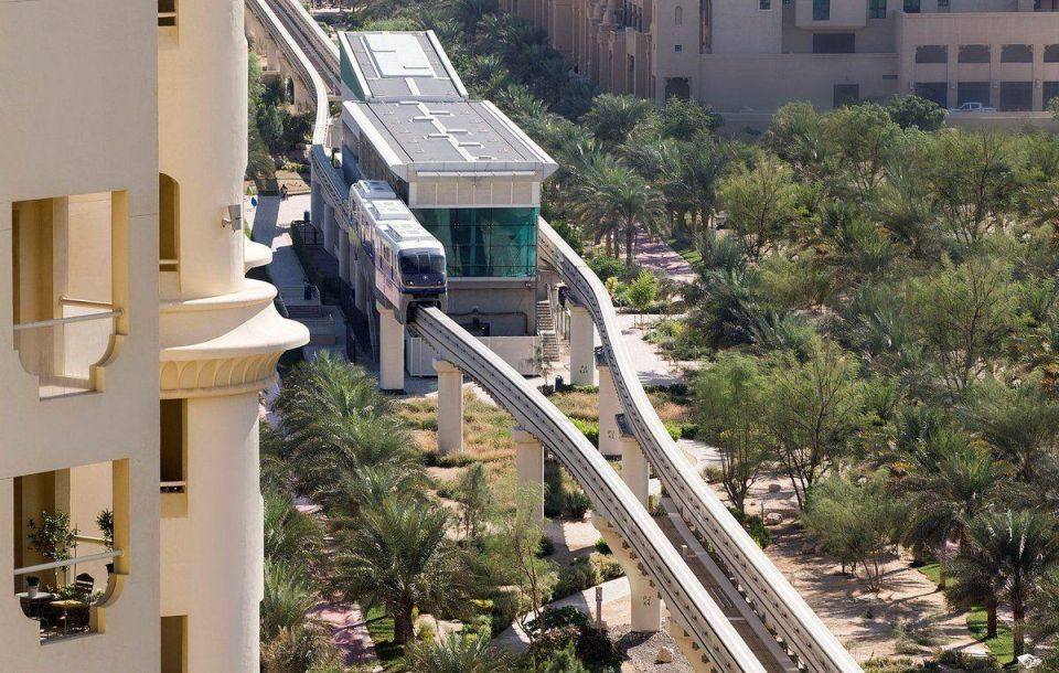 New Palm Monorail station opens, more to follow