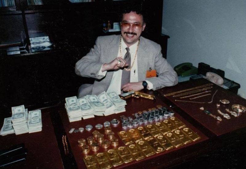DEA agents who captured Pablo Escobar in Dubai