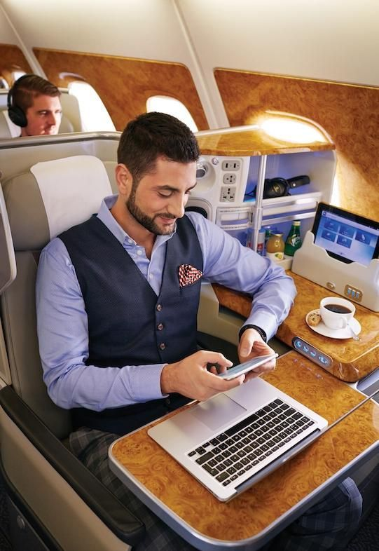 Emirates expands free inflight Wi-Fi services