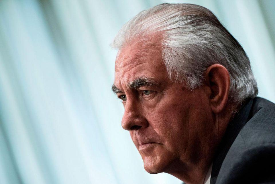 Tillerson in Qatar as leaks spark fresh GCC tension