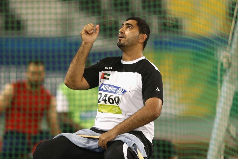 Emirati Paralympic athlete dies during training in London