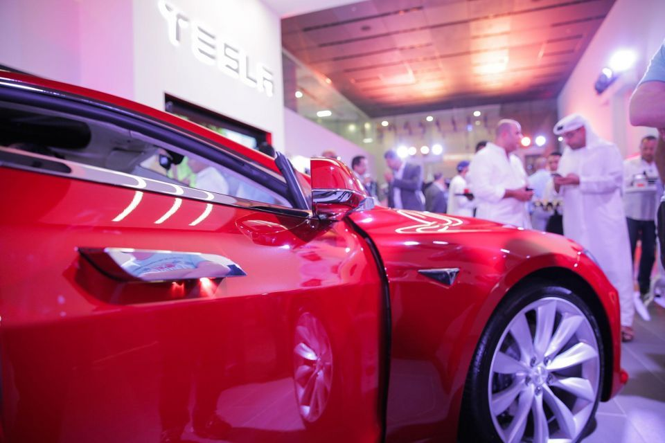 Dubai sets up new group to boost $16bn automotive sector