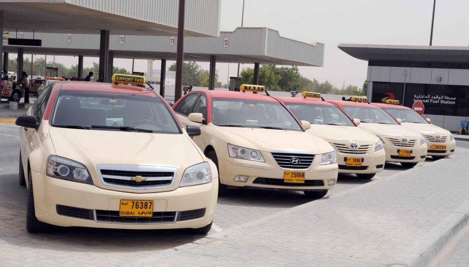 Dubai says smart meters to be fitted to all taxis by June 2018