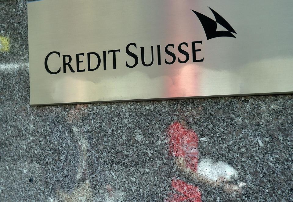 Credit Suisse CEO in Saudi Arabia reportedly to step down in 2019