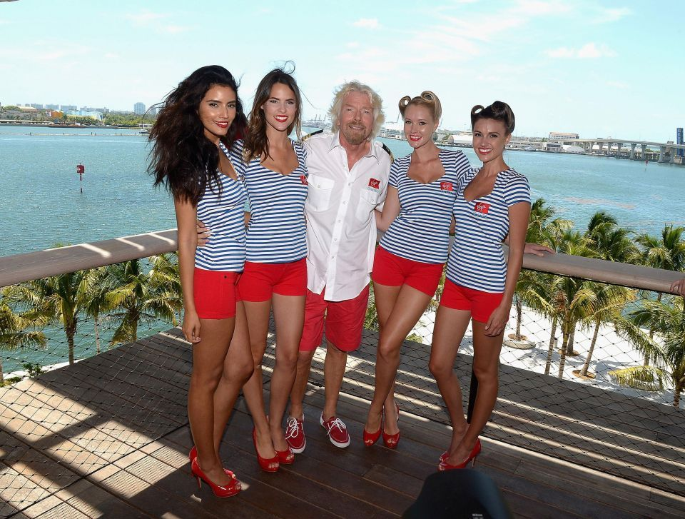 Why Richard Branson intentionally sunk his latest endeavour