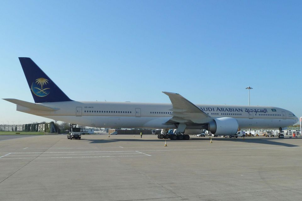 Saudia to resume Baghdad route late October - report