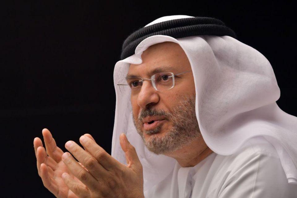 Reject extremism to host World Cup, Gargash tells Qatar