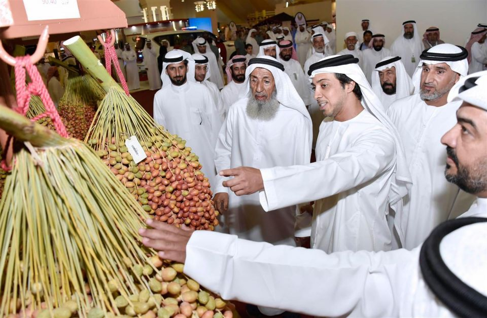 In pictures: Sheikh Mansour bin Zayed visits Liwa Date Festival in Al Dhafra