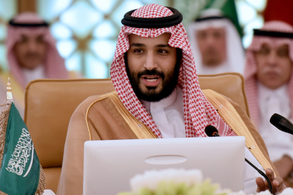 Saudi crown prince in charge as king goes on holiday
