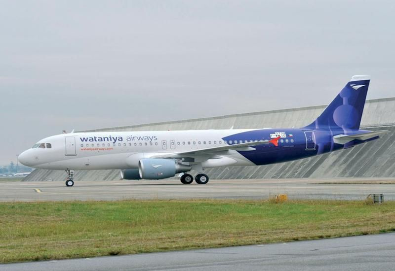 Kuwaits Wataniya Airways takes delivery of second Airbus A320