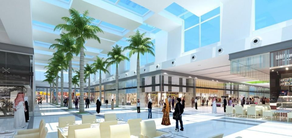 Opening date revealed for new $163m Ajman mall extension