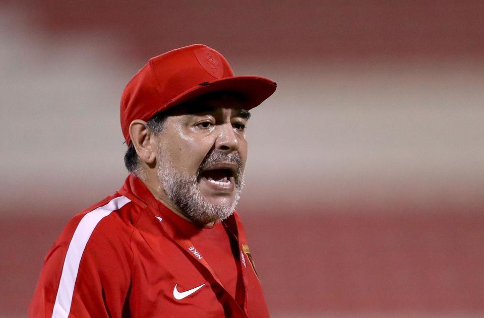 Czech Ivan Hasek set to replace Maradona at UAE's Al Fujairah