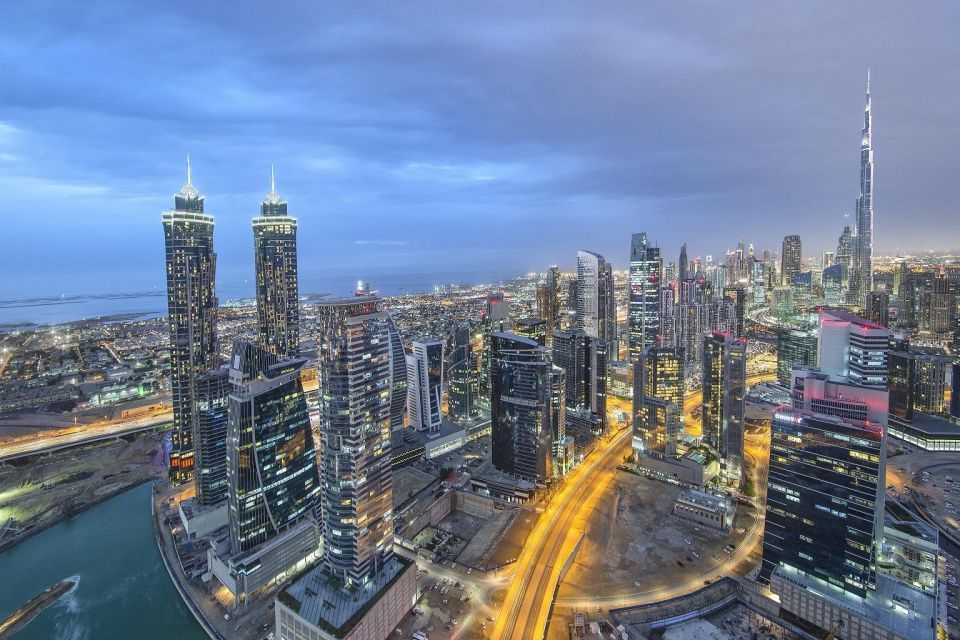 Growth of Dubai's non-oil sectors slowed in December, says Emirates NBD