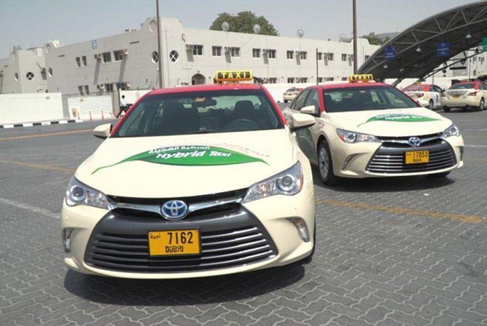 RTA to install 6,500 surveillance cameras in Dubai taxis
