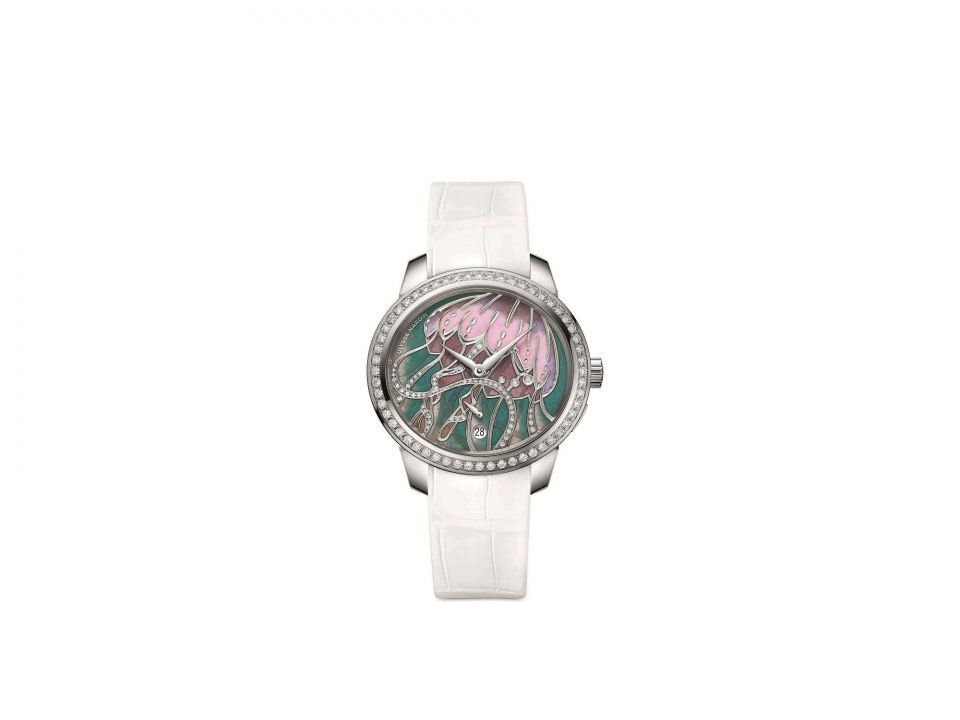 Ulysse Nardin reveals new ladies' timepieces
