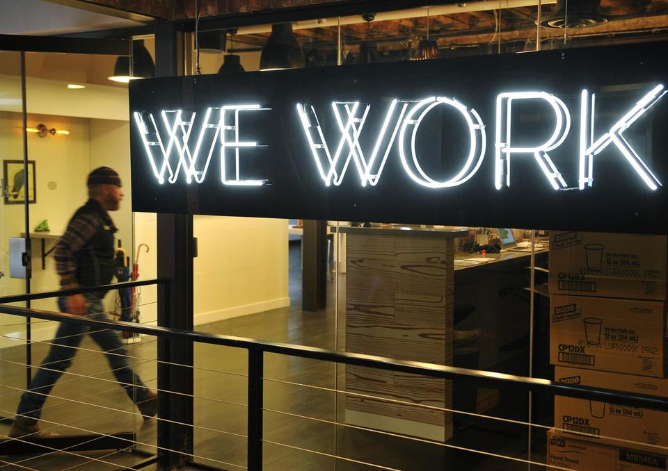 WeWork is said to target September for $3.5 billion IPO