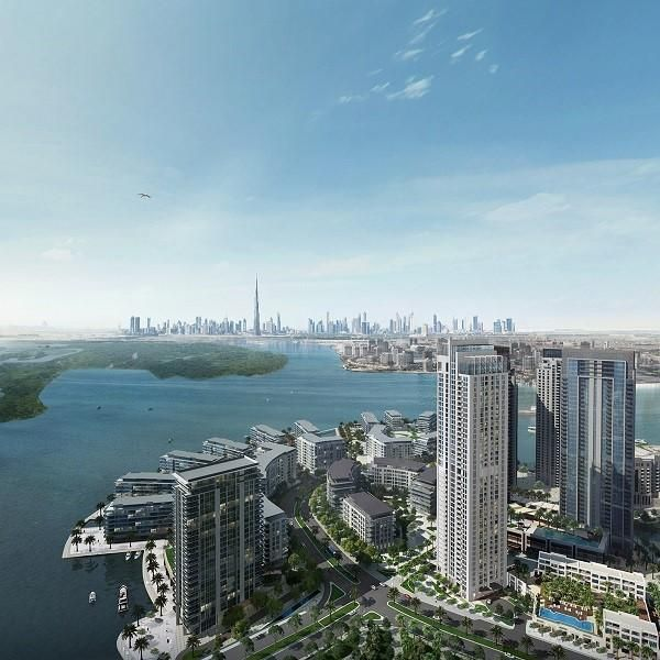 Emaar launches sale of new Dubai Creek Harbour homes
