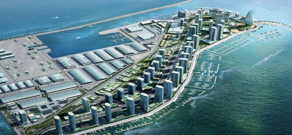 Dubai Maritime City says construction of $38m commercial precinct 'on track'