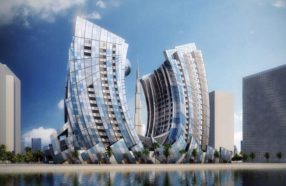 New residential tower launches on Dubai Canal