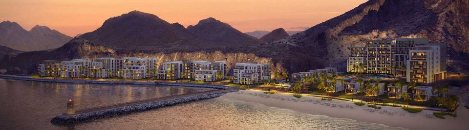 Eagle Hills awards contract to build luxury Fujairah project