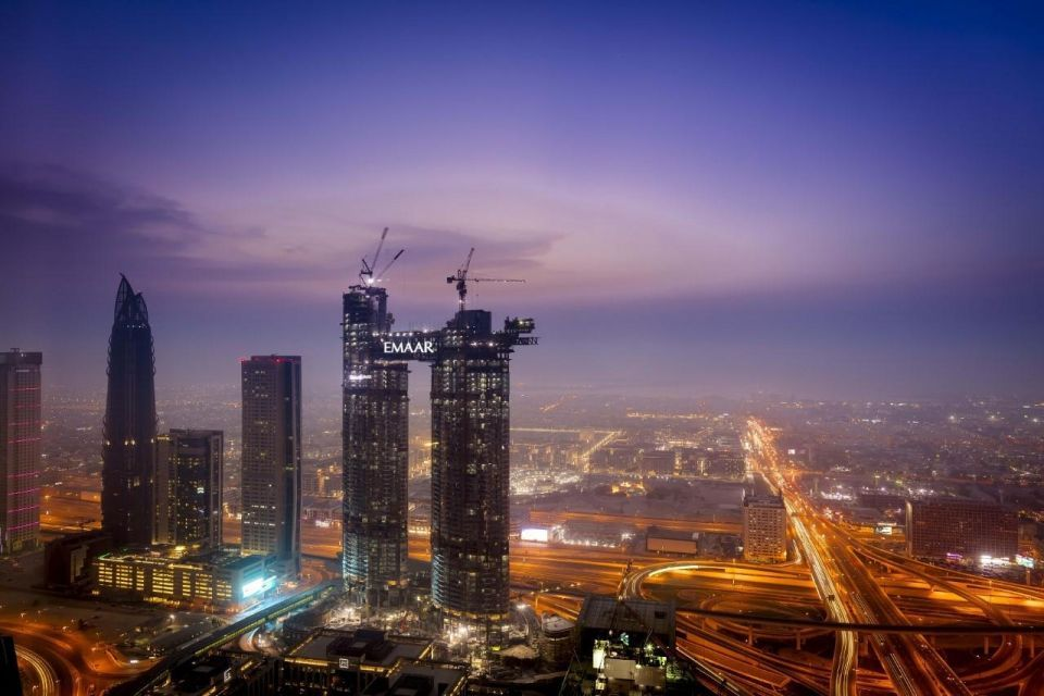 Emaar launches high-rise tourist attraction for thrill seekers