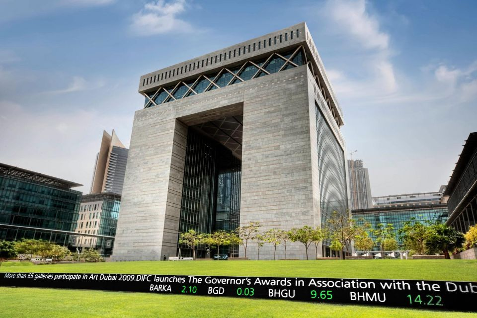 Dubai premium office rents flatline during 2017