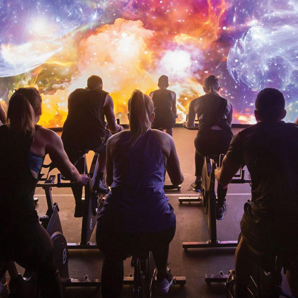 Business of fitness: UAE's $380m exercise industry enters a new cycle
