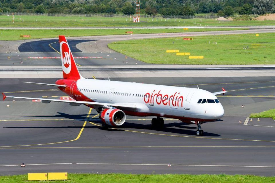 EU approves German rescue loan to insolvent Air Berlin