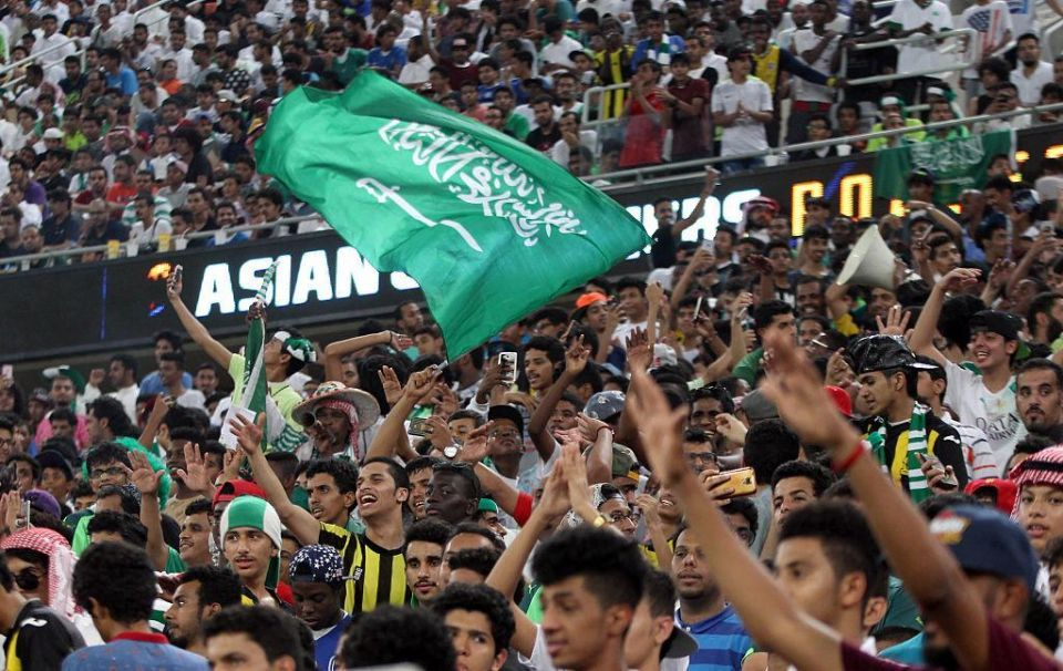 Saudi football fans granted free entry to watch Japan World Cup match
