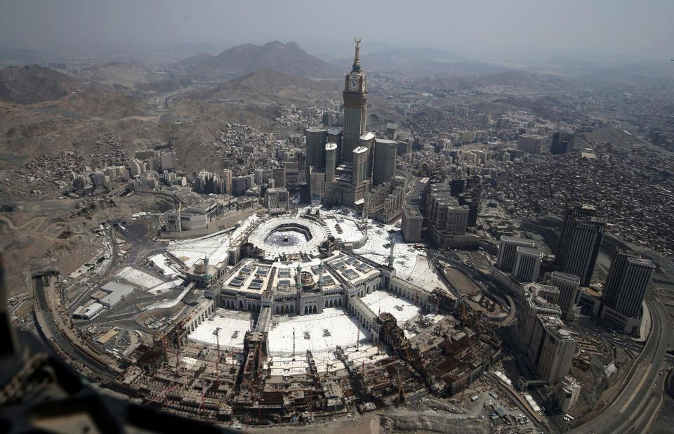In pictures: Saudi Arabia annual Hajj comes to an end