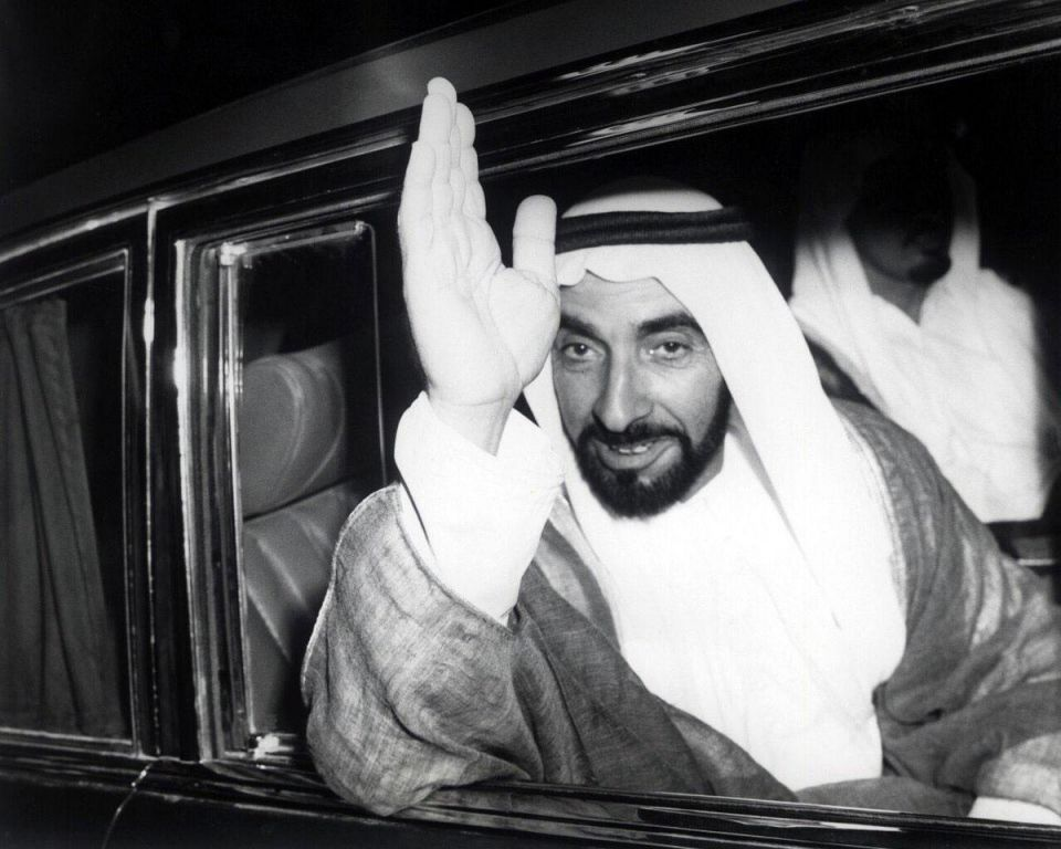Sheikh Zayed Memorial to be inaugurated on January 22