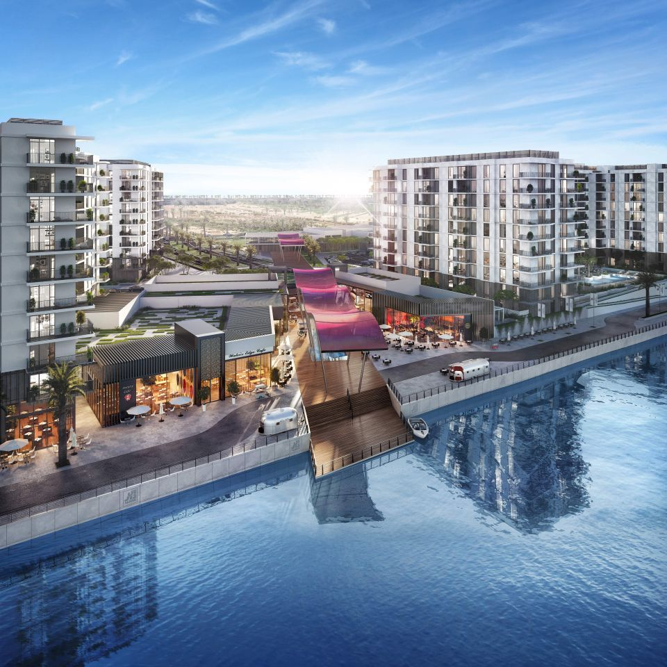Aldar set to launch sales of more Water's Edge homes